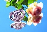 anna - speentje met steentje (avent) roze_