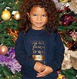 sweater 'tis the season to be sjiek/ baby_