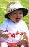 T-SHIRT FRAISE/ BABY-KIDS_
