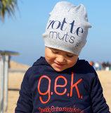 BEANIE ZOTTE MUTS/ KIDS_