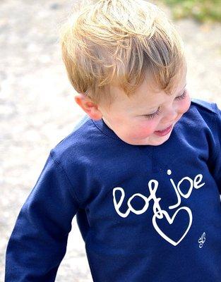 sweater lof joe / baby