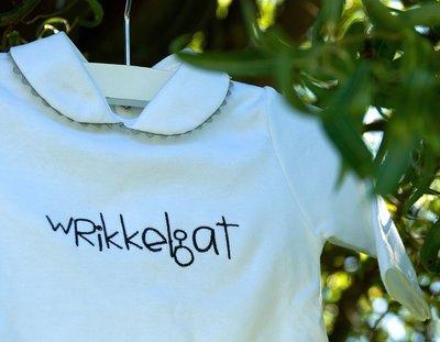 babypakje wrikkelgat / baby