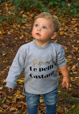sweater petit castard / baby-kids