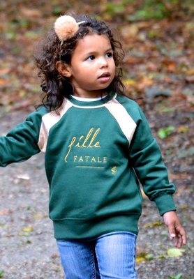 sweater fille fatale / kids