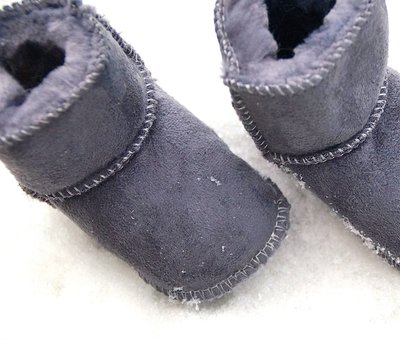 Alain - SNOWBOOTS - GRIJS