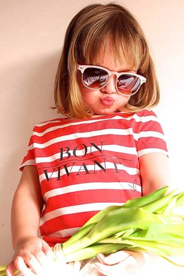 t-shirt bon vivant / kids
