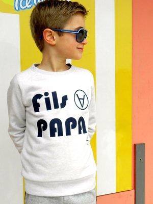 sweater fils à papa / kids-adults