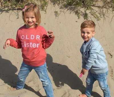 sweater yngr brother-sister / kids