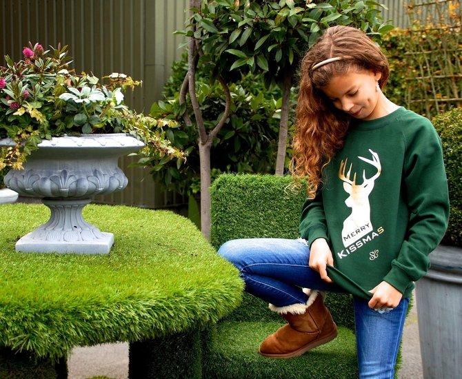 sweater merry kissmas/ baby-kids
