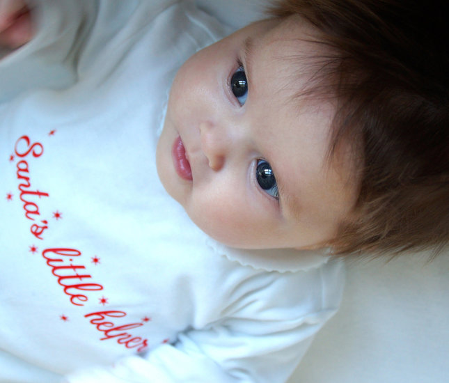 BABYPAKJE SANTA'S LITTLE HELPER / BABY